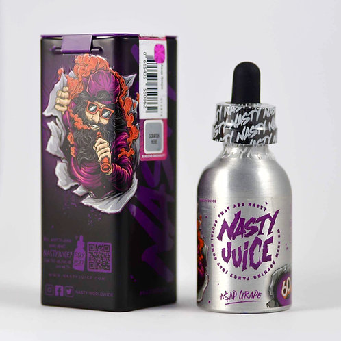 Nasty Juice  Asap Grape  60ml 3mg