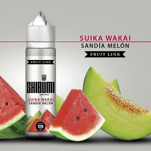 Shibumi SUIKA WAKAI (SANDIA MELON)