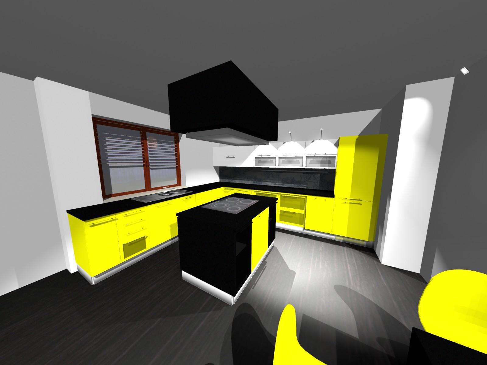 kuchyn žluta1