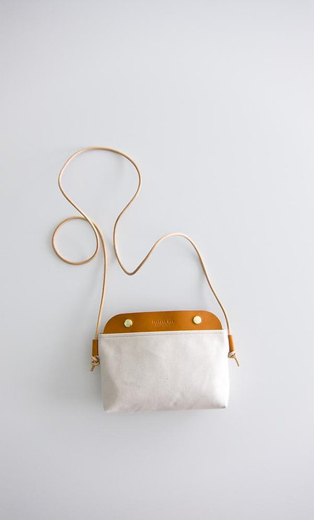 MALLORCA CROSSBODY BAG - NATURAL