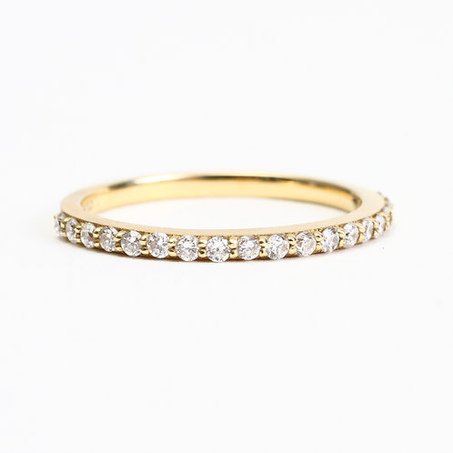 Angelica Ring - Yellow Gold - In Stock