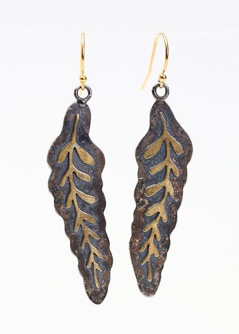 Fern Earrings pt. 1