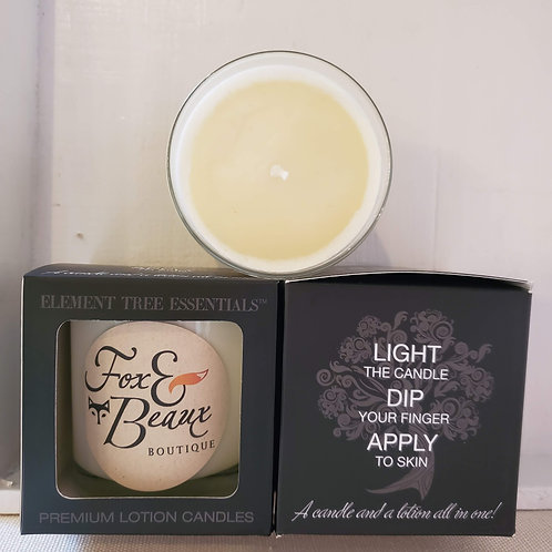 Signature Scent Lotion Candle