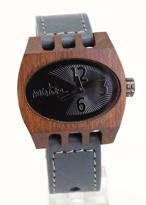 Kamera Grey Mistura Watch with Phantom Face