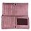 Thumbnail: Eero Interwoven Clutch Handbag - Scarlet