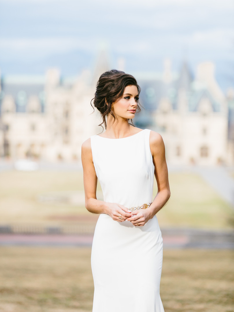 Biltmore Estate Wedding with Fox and Beaux Custom Jewelry