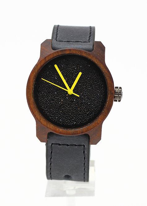 Marco Black Swarovski Mistura Watch