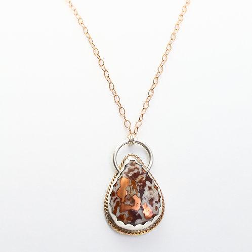 Michigan Native Copper Necklace