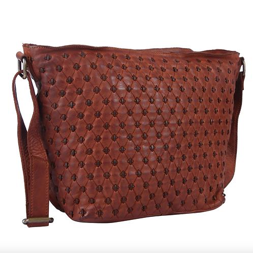 Tamsin Handbag - Cognac