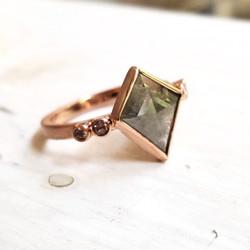 Kite Natural Diamond Ring