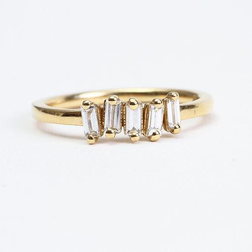 Yellow Azalea Ring