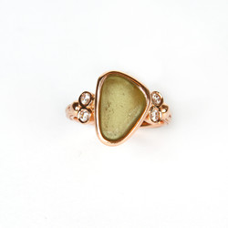 Custom Ring made in Asheville, NC