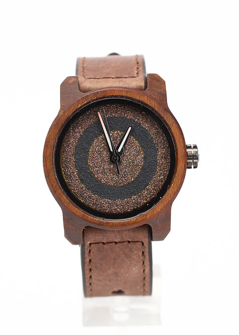 Marco Chocolate Mistura Watch