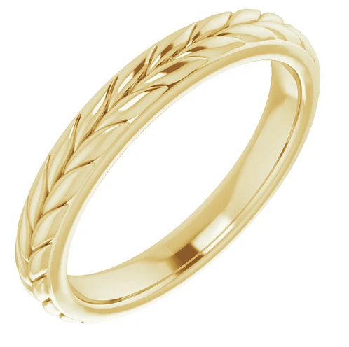 The Wisteria Ring - 14K Yellow Gold