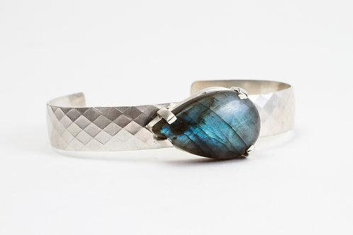 Labradorite Cuff Bracelet