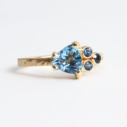 The Blue Sage Ring