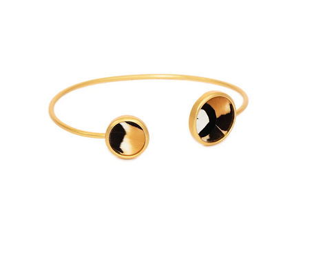 Mary Allyn Bezel Cuff