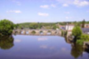 Confolens old bridge