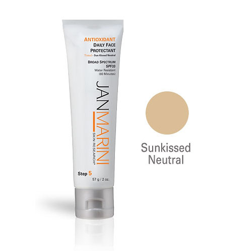 Antioxidant Daily Face Protectant SPF 33 - TINTED