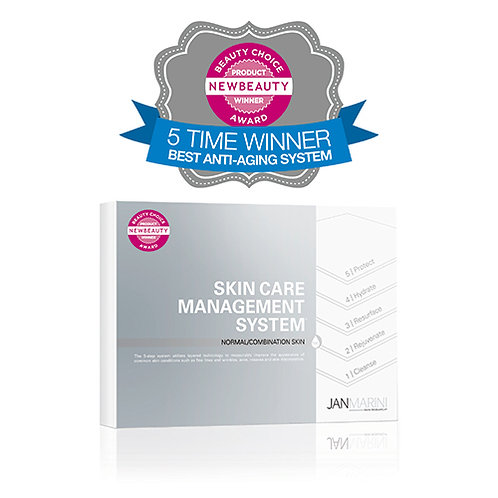 Skin Care Management System™ Full Sized