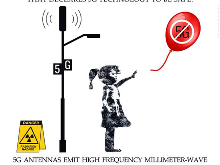 URGENT - Your help required by 14th June to stop Government opening hell gates to 5G proliferation