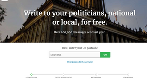 Write to your MP: Reconsidering the wearing of mandatory masks