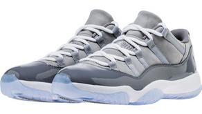 Air Jordan XI Low - Cool Grey -
