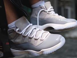 """O Air Jordan 11 """"Cool Grey"""" será relançado para comemorar 20 anos do seu lançamento original"""