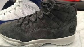 "Air Jordan 11 ""Wool"" em Dezembro?"