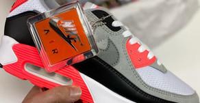 """Nike Air Max 90 """"Infrared"""" chega em Outubro ao Brasil"""