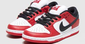 """A Nike SB dará continuidade ao """"J-Pack"""" com um Dunk Low """"Chicago"""" + Info de lançamento no Brasil"""