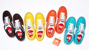 A nova colaboração da Supreme com a Nike é um SB Air Force 2