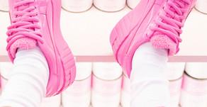 Nova coleção PUMA Pretty Pink já está disponível no Brasil