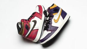 Nike SB x Air Jordan 1 - LA To Chicago - chega em breve ao Brasil