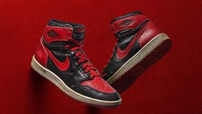 O Air Jordan 1 - Bred - (ou Banned) será lançado mais uma vez este ano