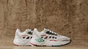 Time no coração e no pé: Umbro lança Sneakers de Clubes