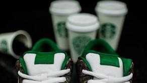 "Nike SB Dunk Low ""Starbucks"""