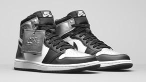 """Air Jordan 1 High OG WMNS """"Silver Toe"""" será lançado em Fevereiro"""