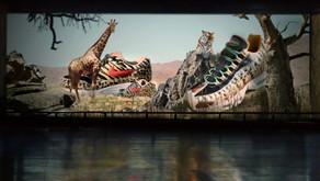 Entenda mais sobre o design por trás do - Animal Pack - da Nike x Atmos