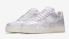 Nike Air Force 1 Premium em parceria com a CLOT chega ao Brasil em breve