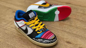 "Primeiras imagens do Nike SB Dunk Low ""What The P-Rod"""