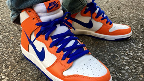 Nike SB Dunk High - Supa - chega ao Brasil