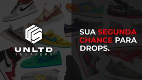 Conheça a UNLTD Sneakers, sua segunda chance para comprar tênis por retail