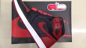 """Um histórico geral do Air Jordan 1 """"Black/Red"""""""