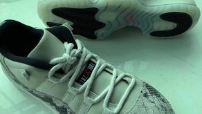 O Air Jordan XI Low ganhará uma nova versão - Snakeskin -