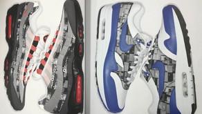 Essa pode ser a nova colaboração da Atmos com a Nike