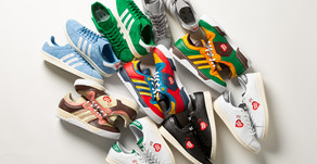 Nova coleção adidas Originals x Human Made chega ao Brasil