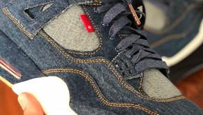 Air Jordan 4 x Levi's chega em Janeiro nas lojas