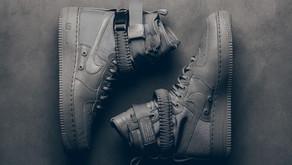 """Nike SF-AF1 """"Dust Grey"""""""