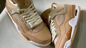 """Air Jordan 4 WMNS """"Shimmer"""" chega ao Brasil em breve"""